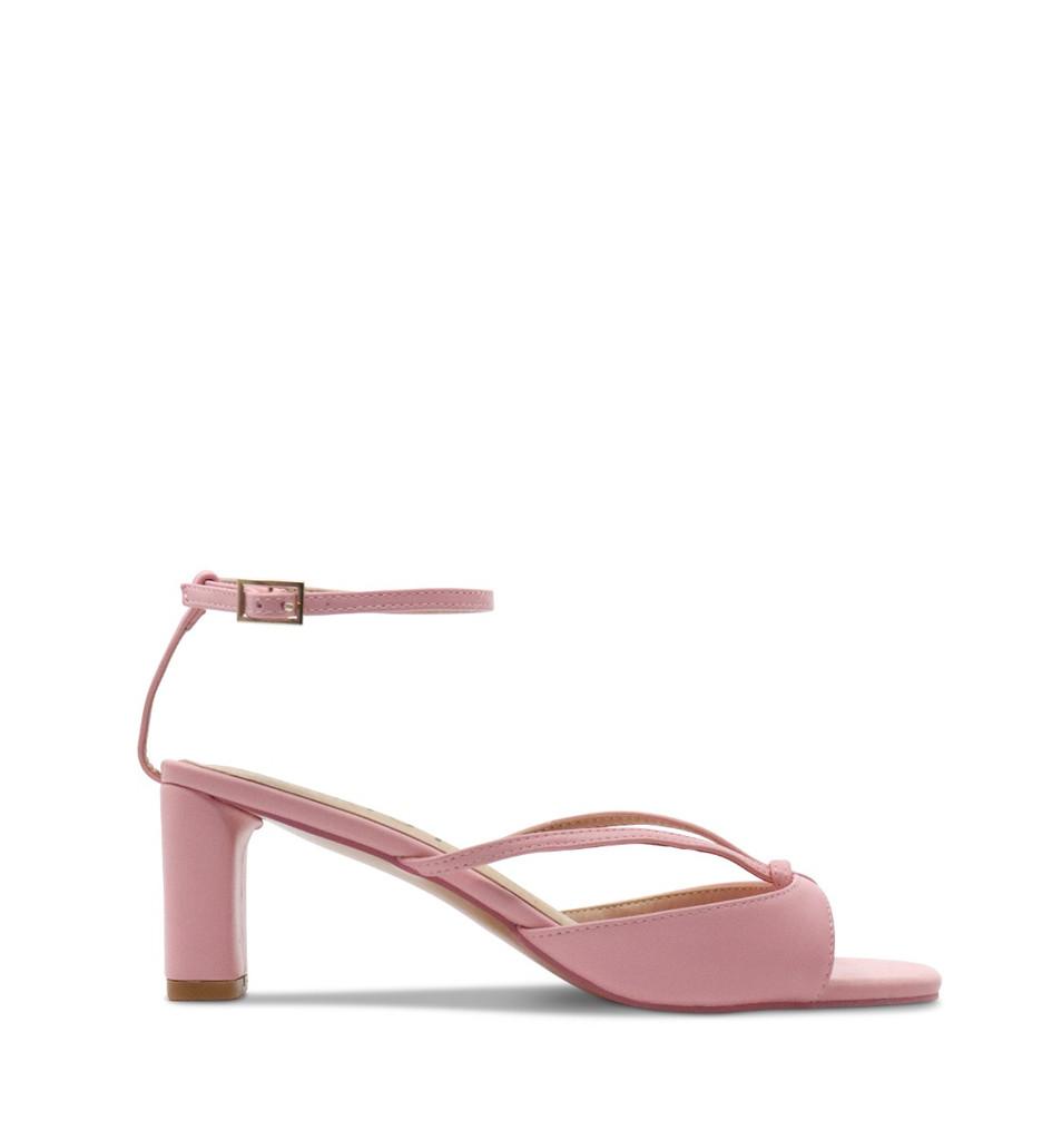 A:List Gellar Heel Pink