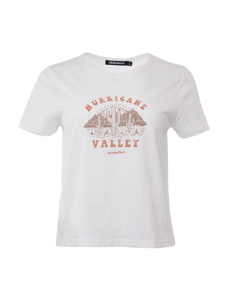All About Eve Hurricane Valley Tee