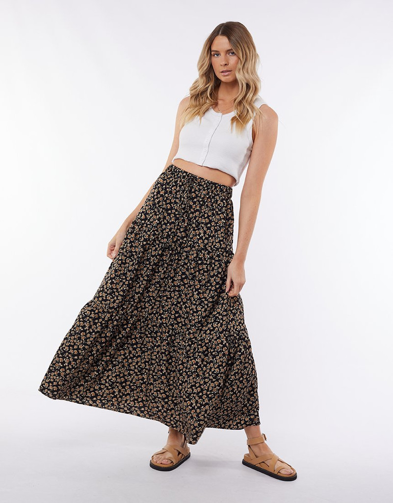 All About Eve Kali Maxi Skirt