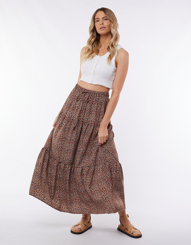 All About Eve Gracie Maxi Skirt