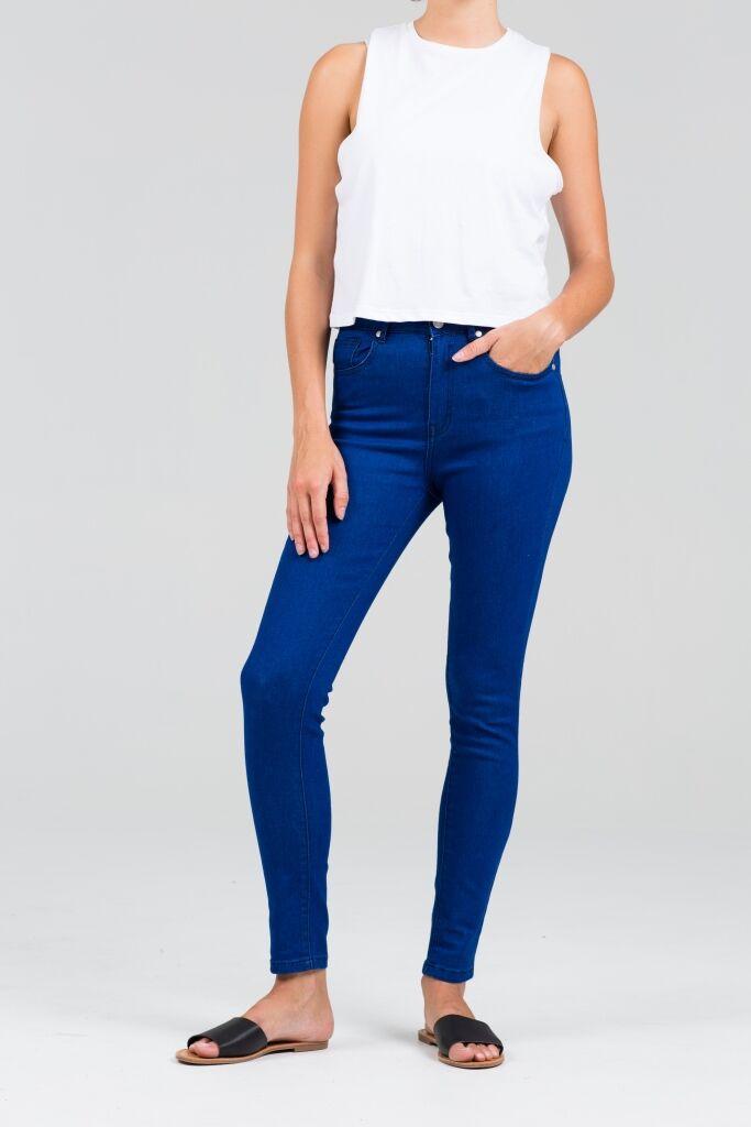 Rumour Has It Rapture Jeans Blue