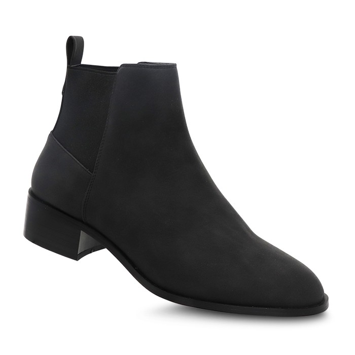A-List Aniston Boot Black