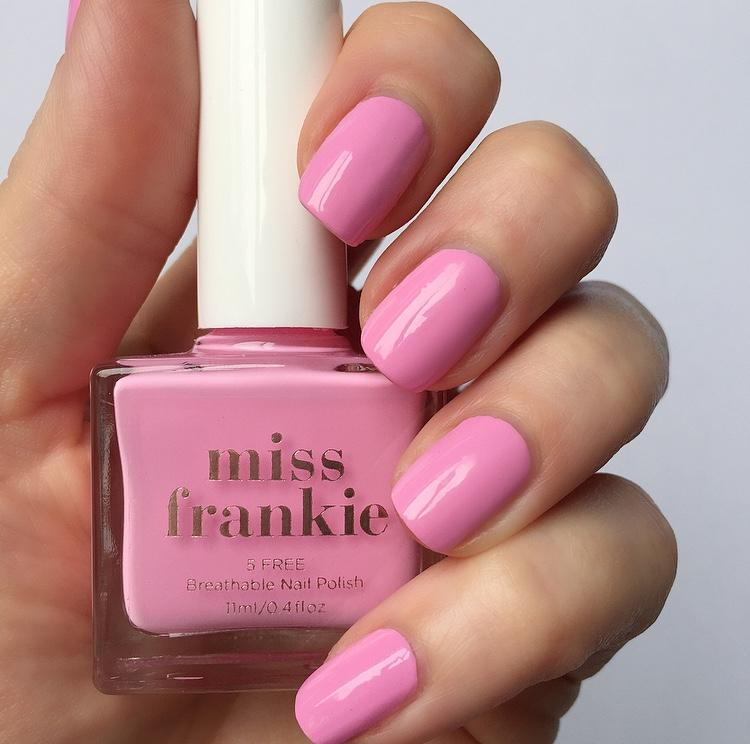 Miss Frankie Polish - Hello Lover