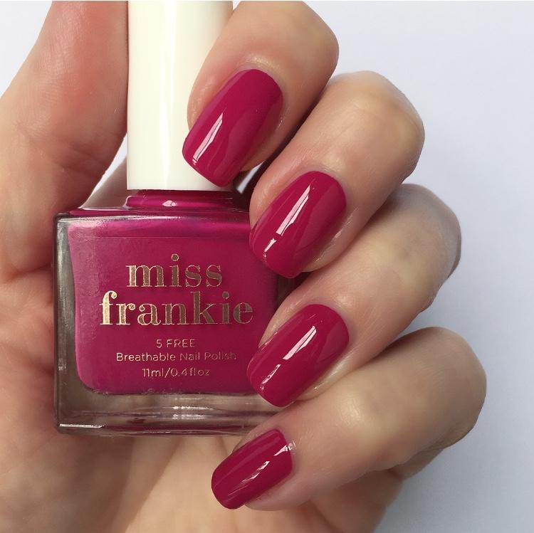 Miss Frankie Polish - Crushing On You