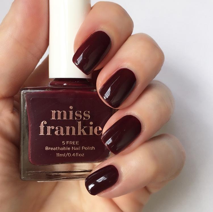Miss Frankie Polish - Current Mood