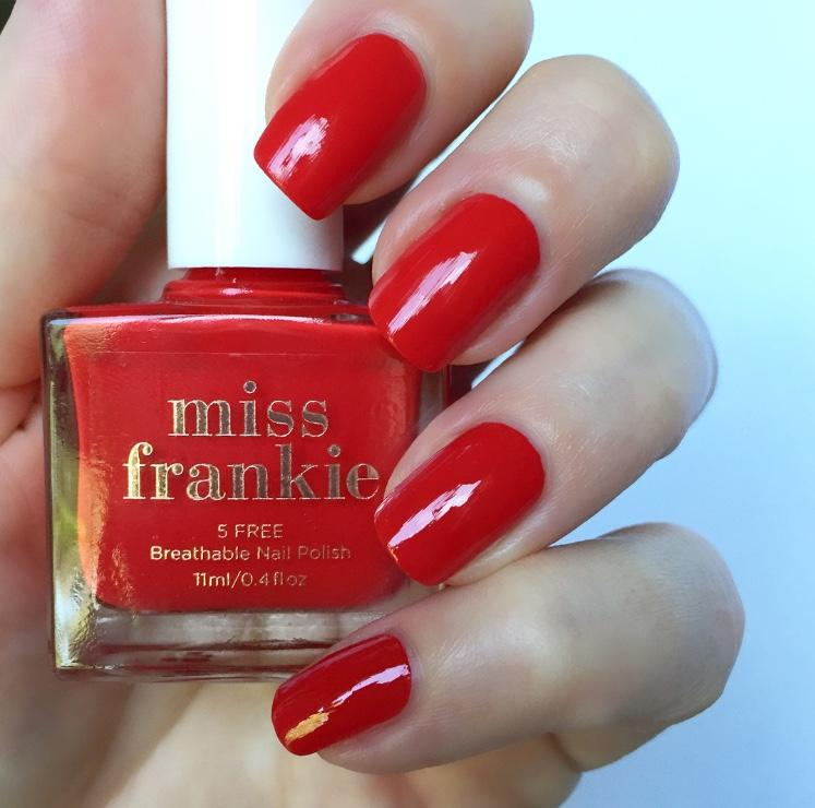 Miss Frankie Send Hearts Racing
