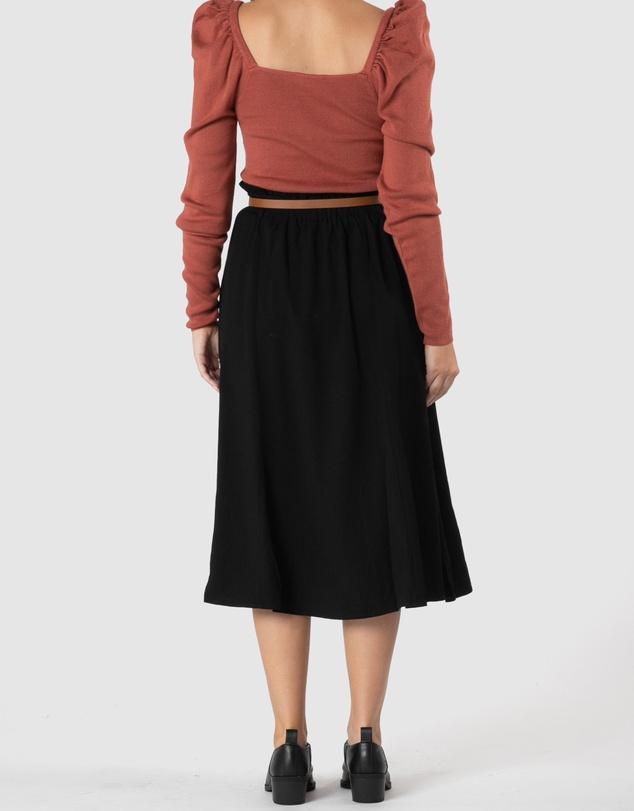 Sass Millay Paperbag Skirt