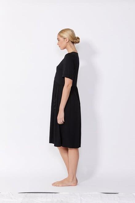 Sass Loren Dress Black