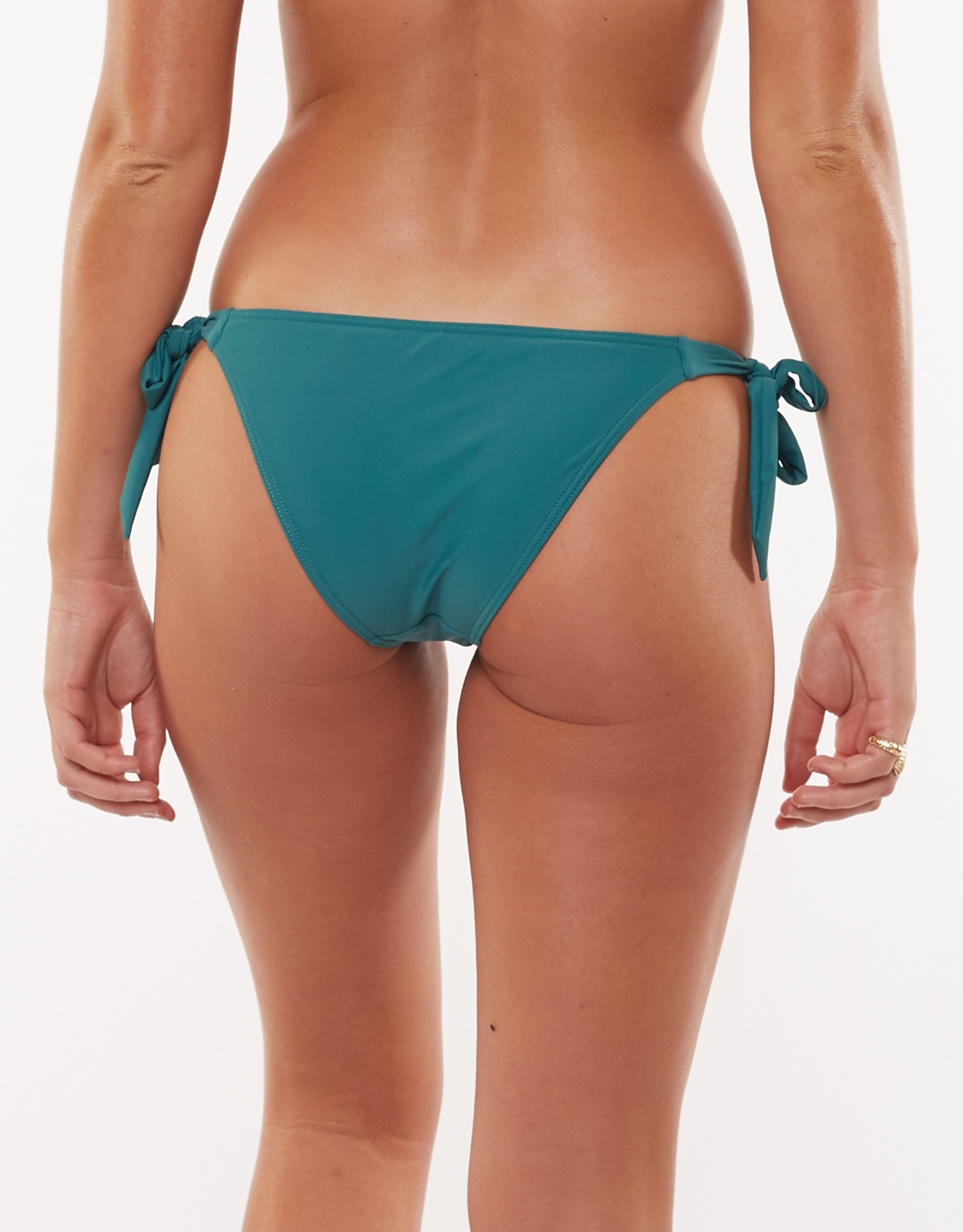 All About Eve Evie Knot Side Bikini Green
