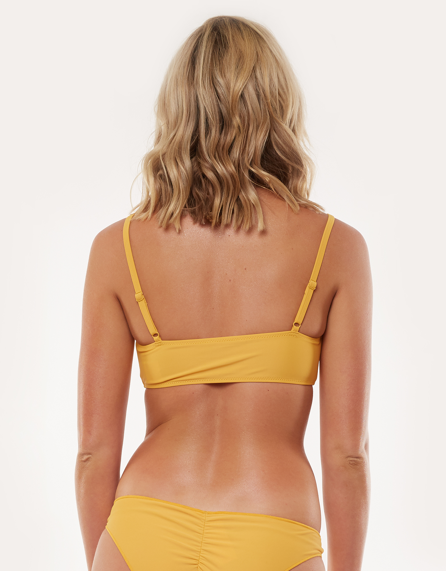 All About Eve Evie Bralette Gold