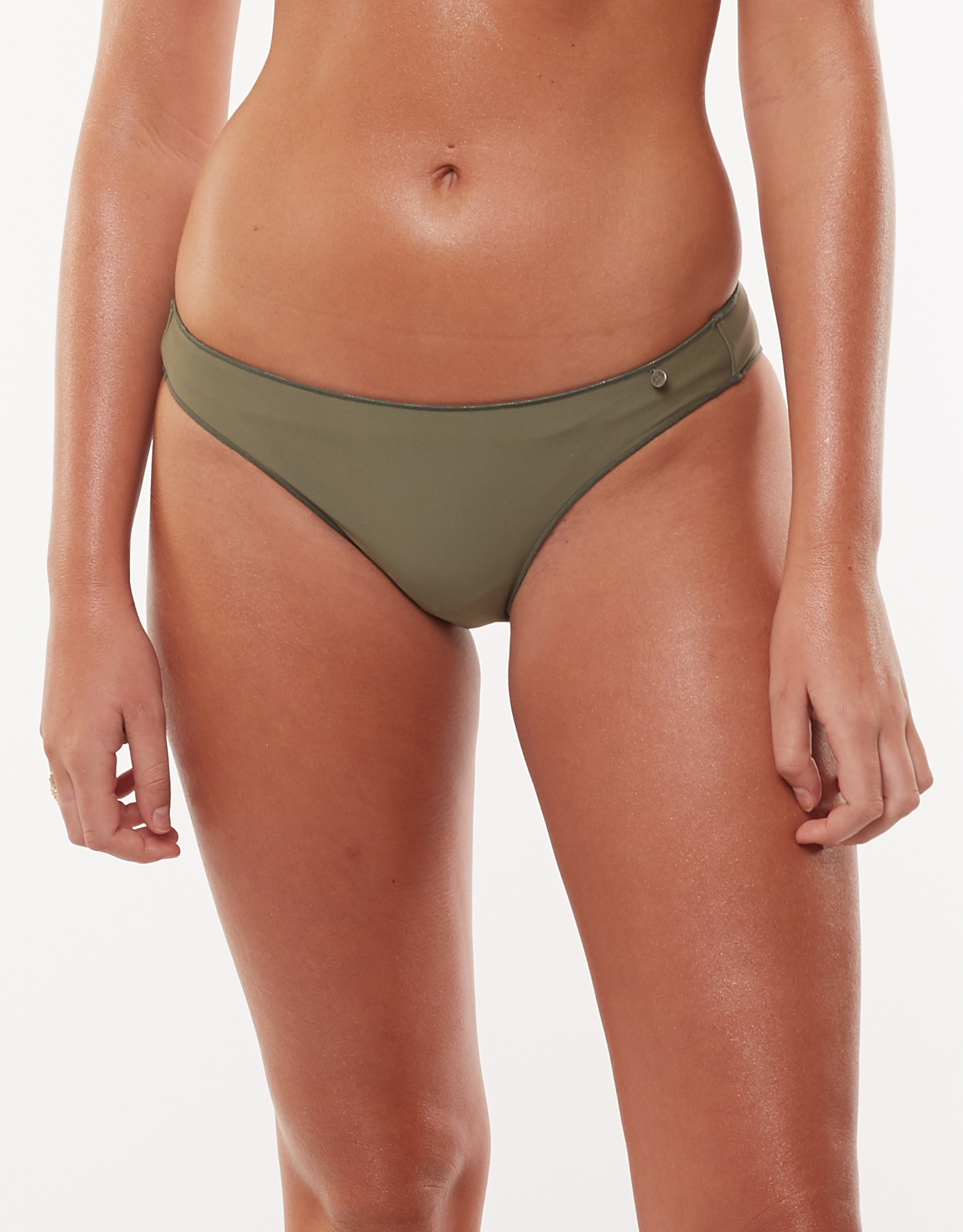 All About Eve Eve Cheeky Pant Khaki
