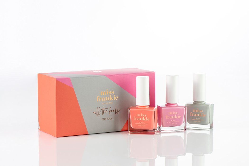 Miss Frankie Gift Pack - All The Feels Trio
