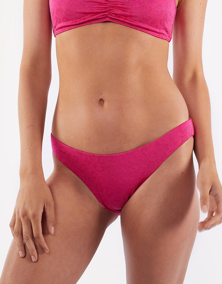 All About Eve Classic Bikini Pant Glossy Jaguar