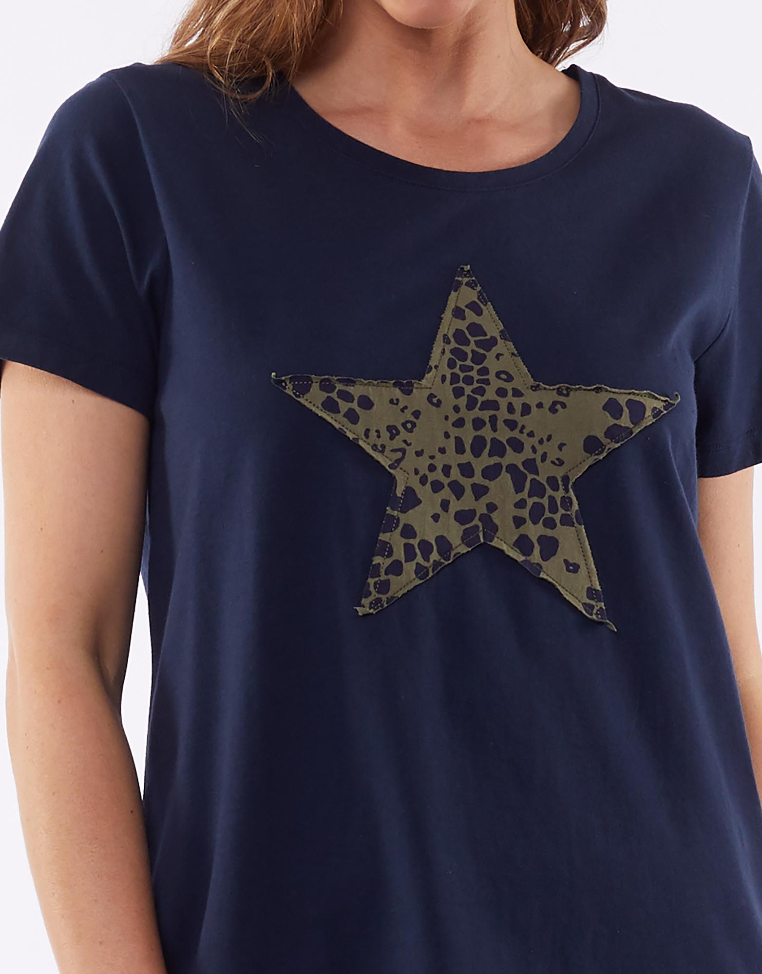 Elm All Star Tee Navy