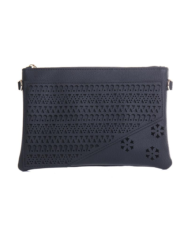 Freez Sling Bag Diagonal Black