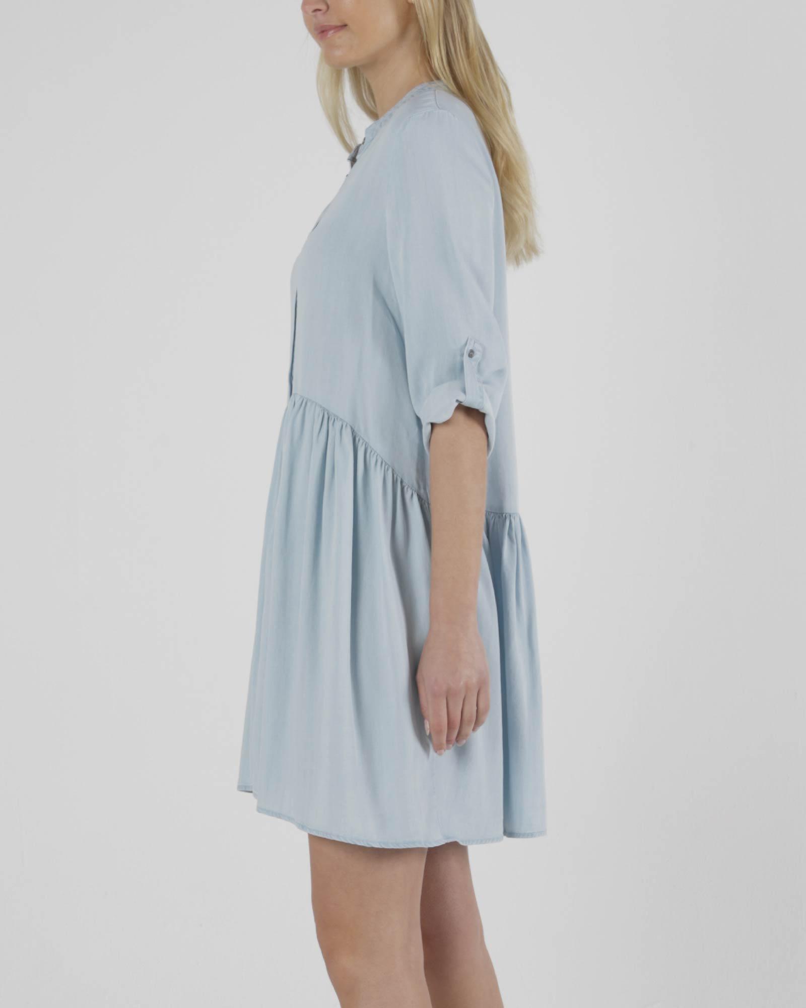 Sass Frankie Dress Chambray