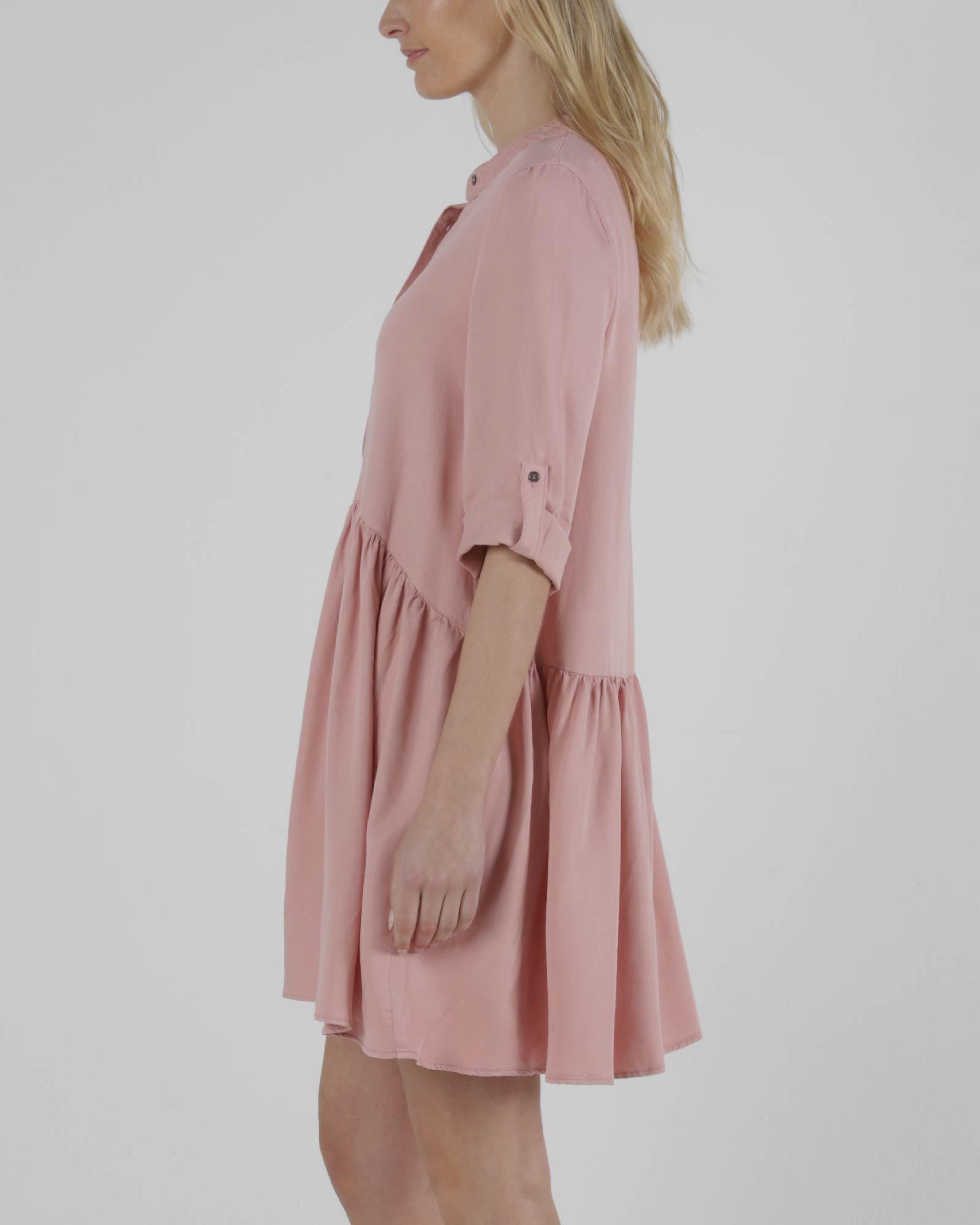 Sass Frankie Dress Rose