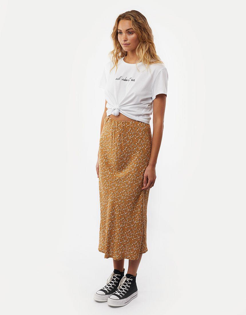All About Eve Harper Midi Skirt