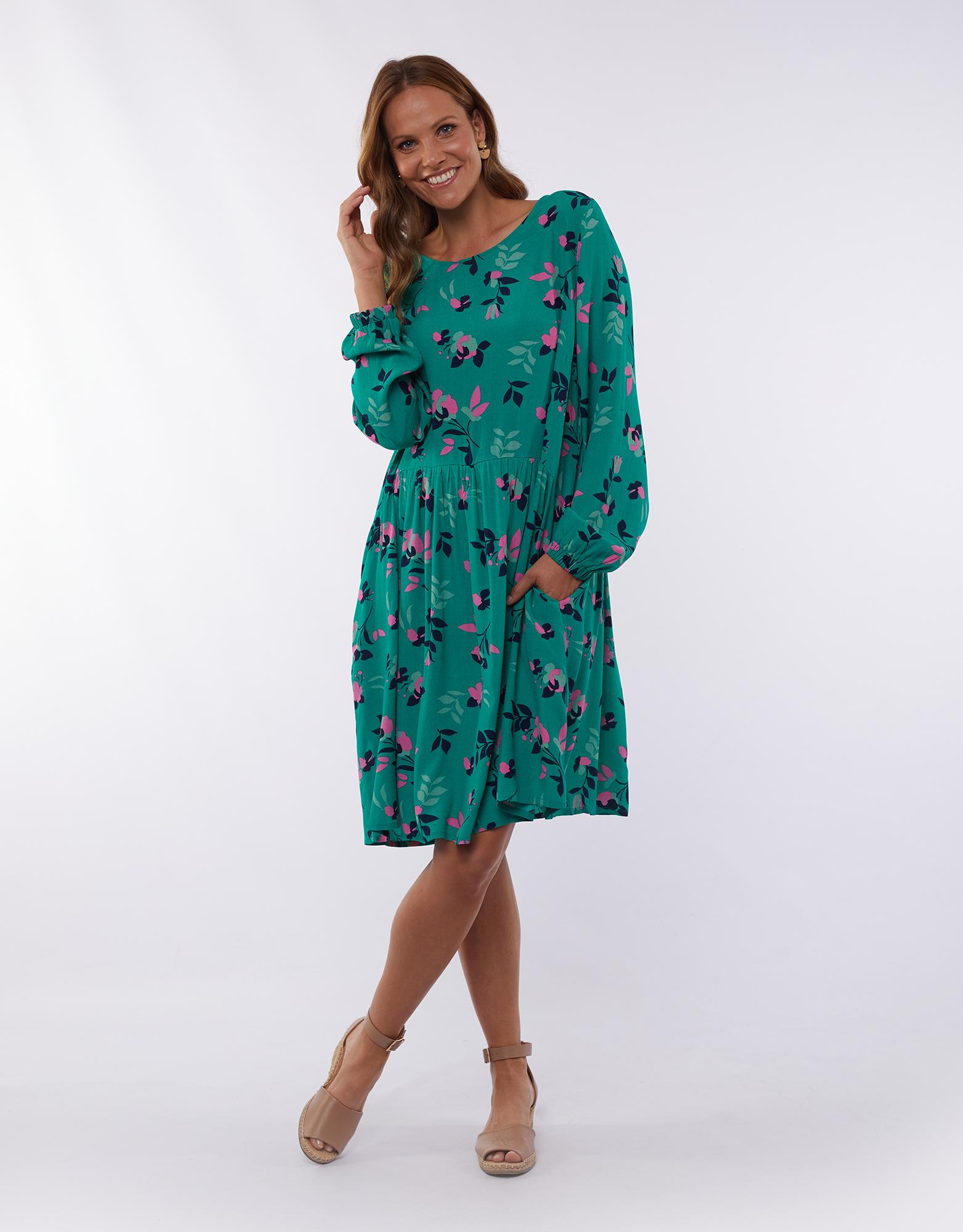 Elm Magnolia Dress