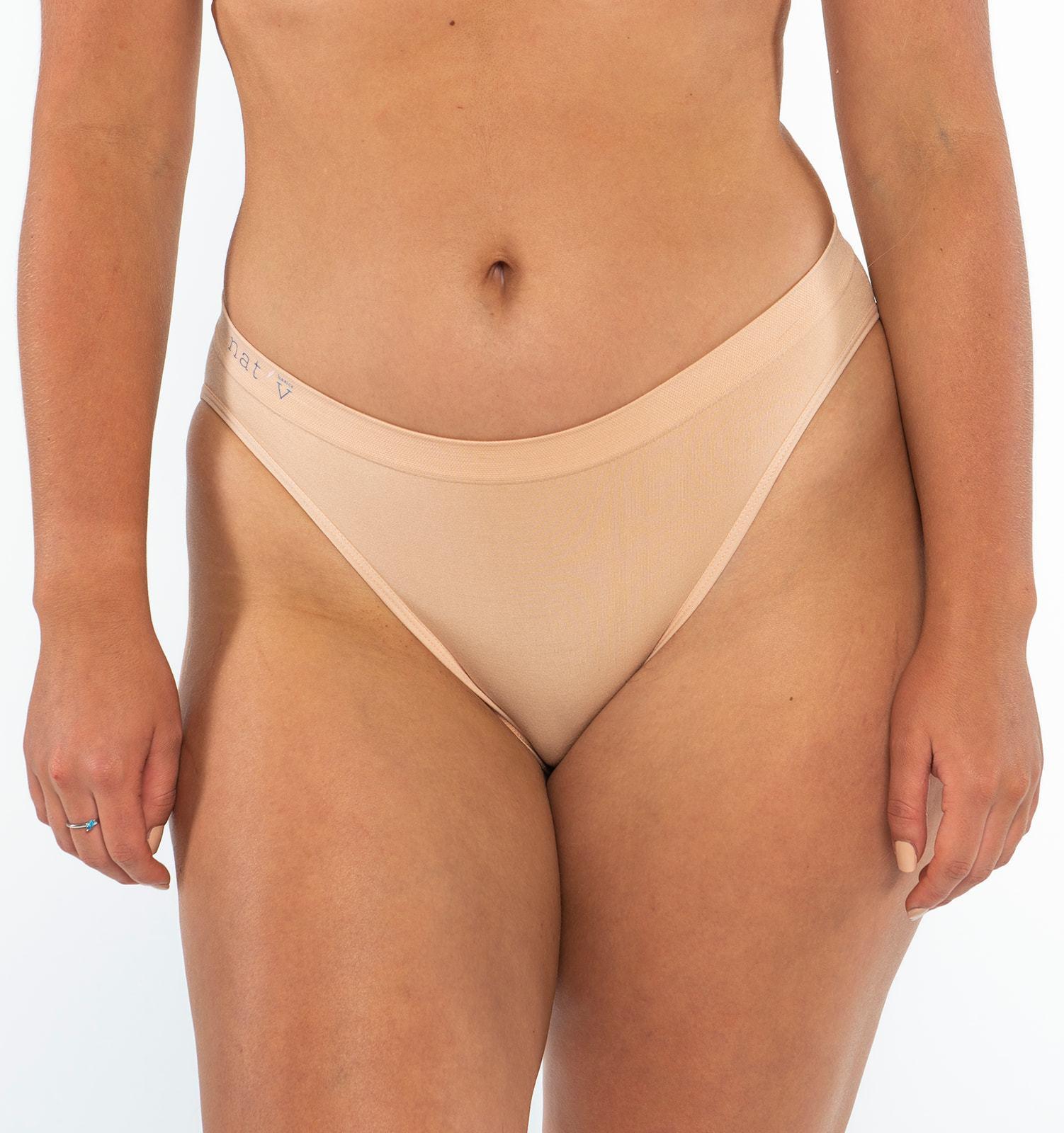 Nat'V Basics Callie Bikini Brief Beige