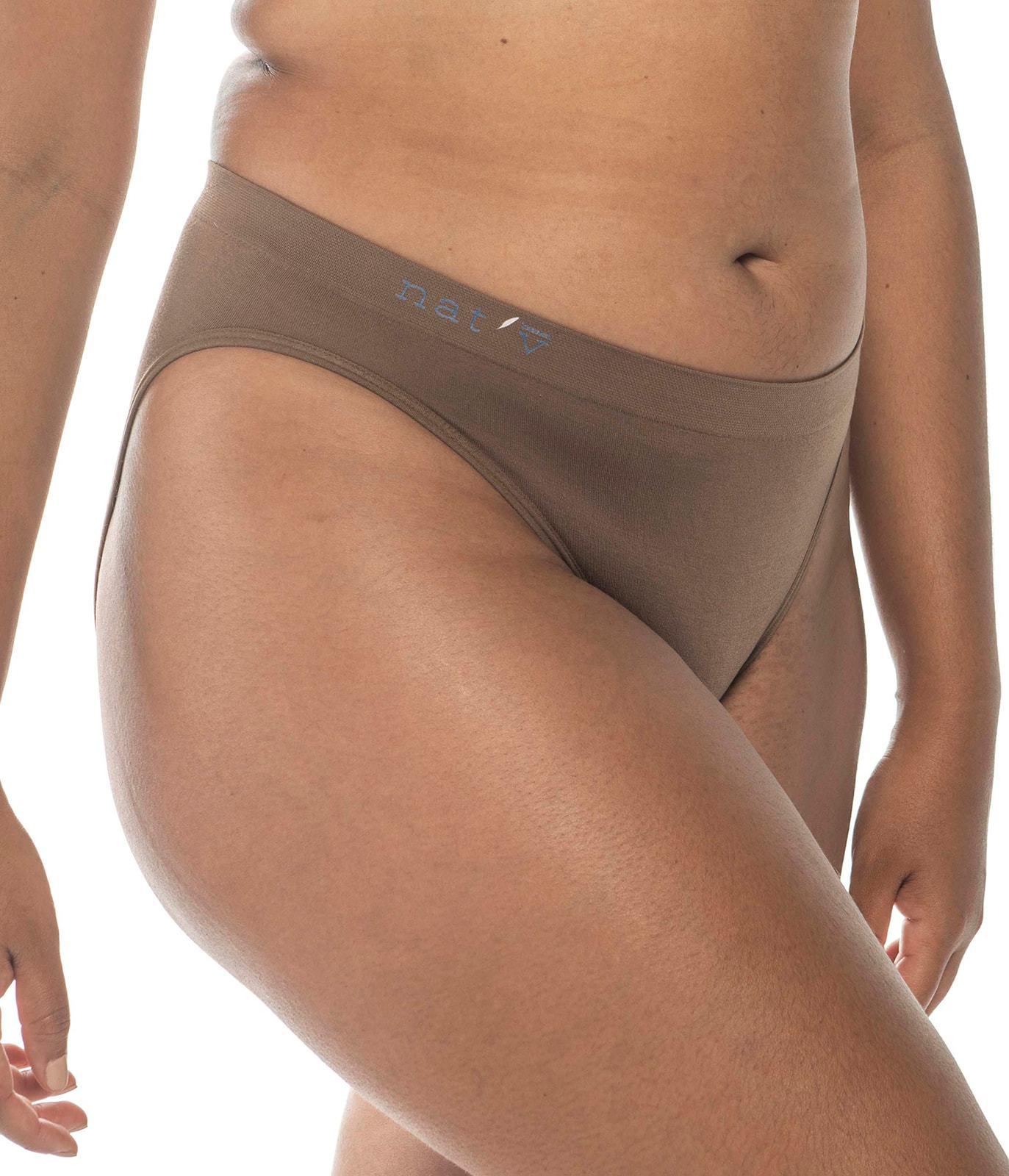 Nat'V Basics Callie Bikini Brief Bronze