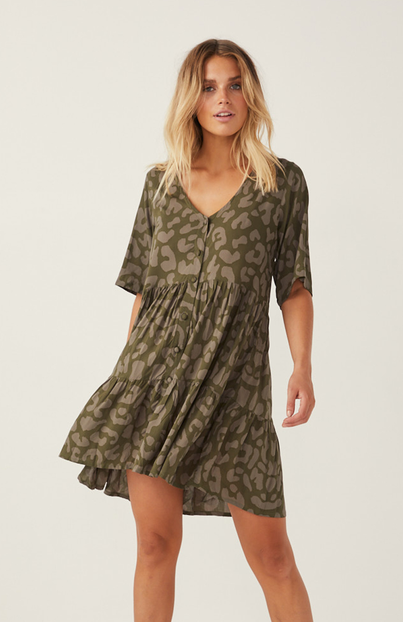 Cartel & Willow Farrah Mini Dress