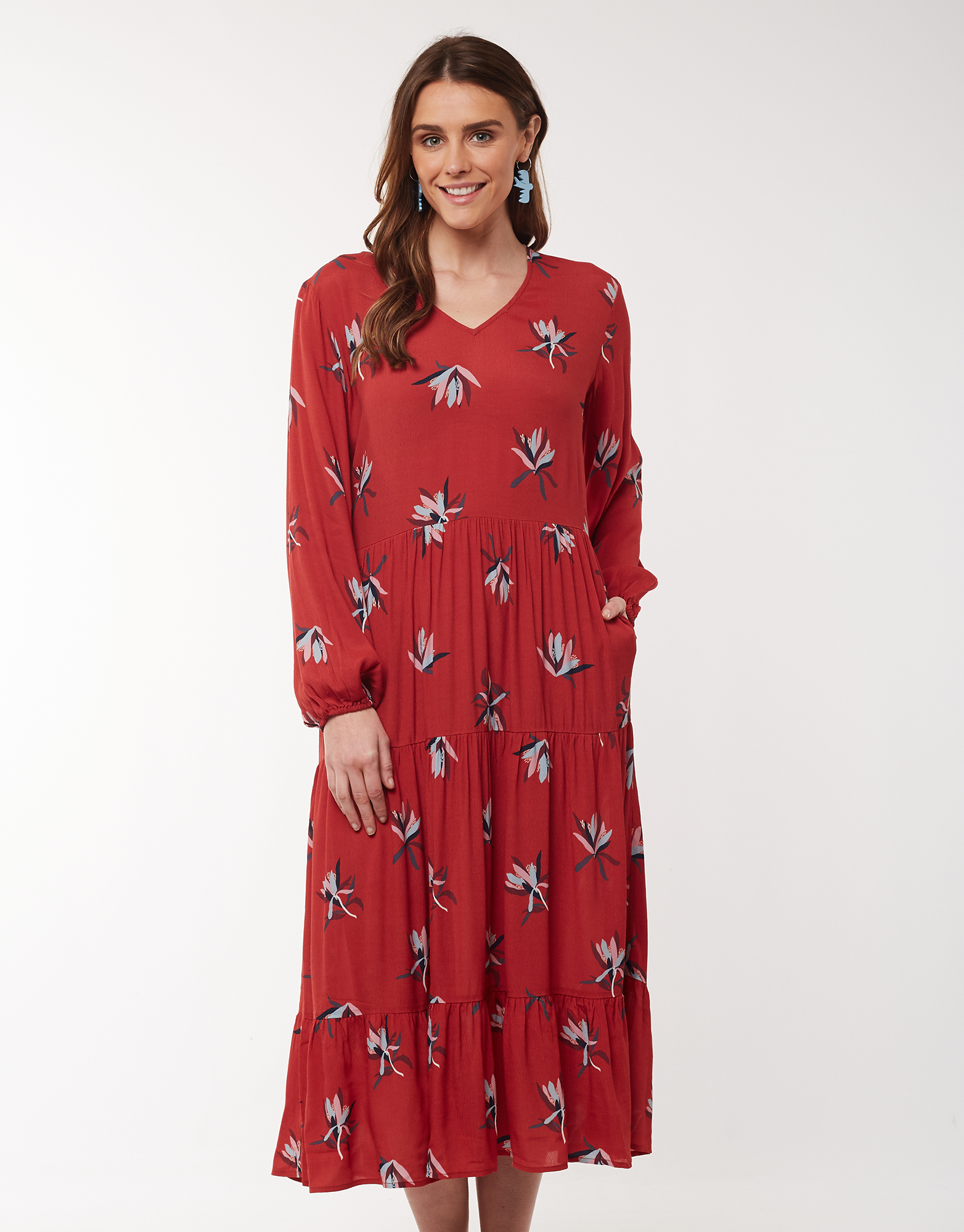 Elm Native Flora Dress