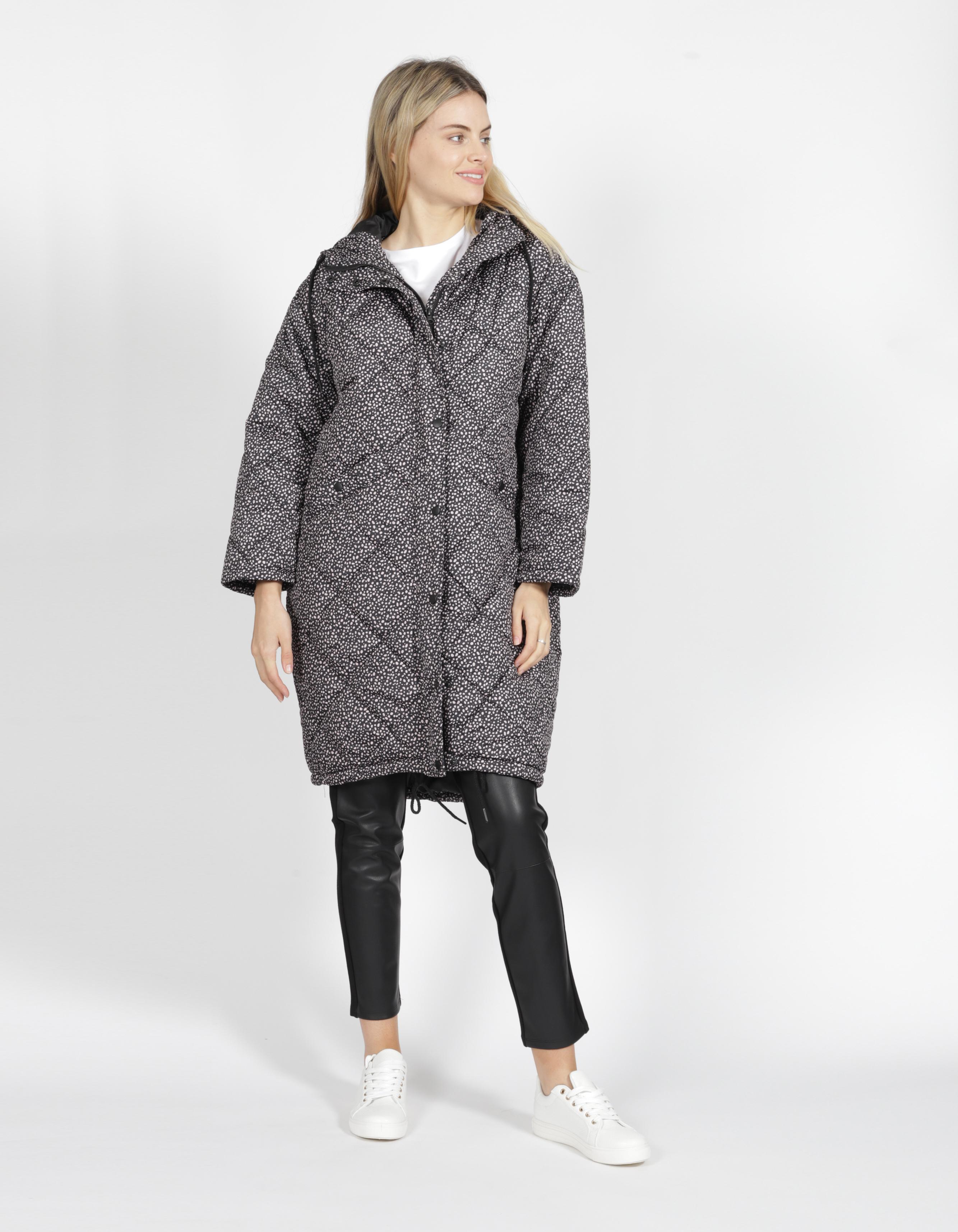 Sass Madison Puffer Jacket Spot