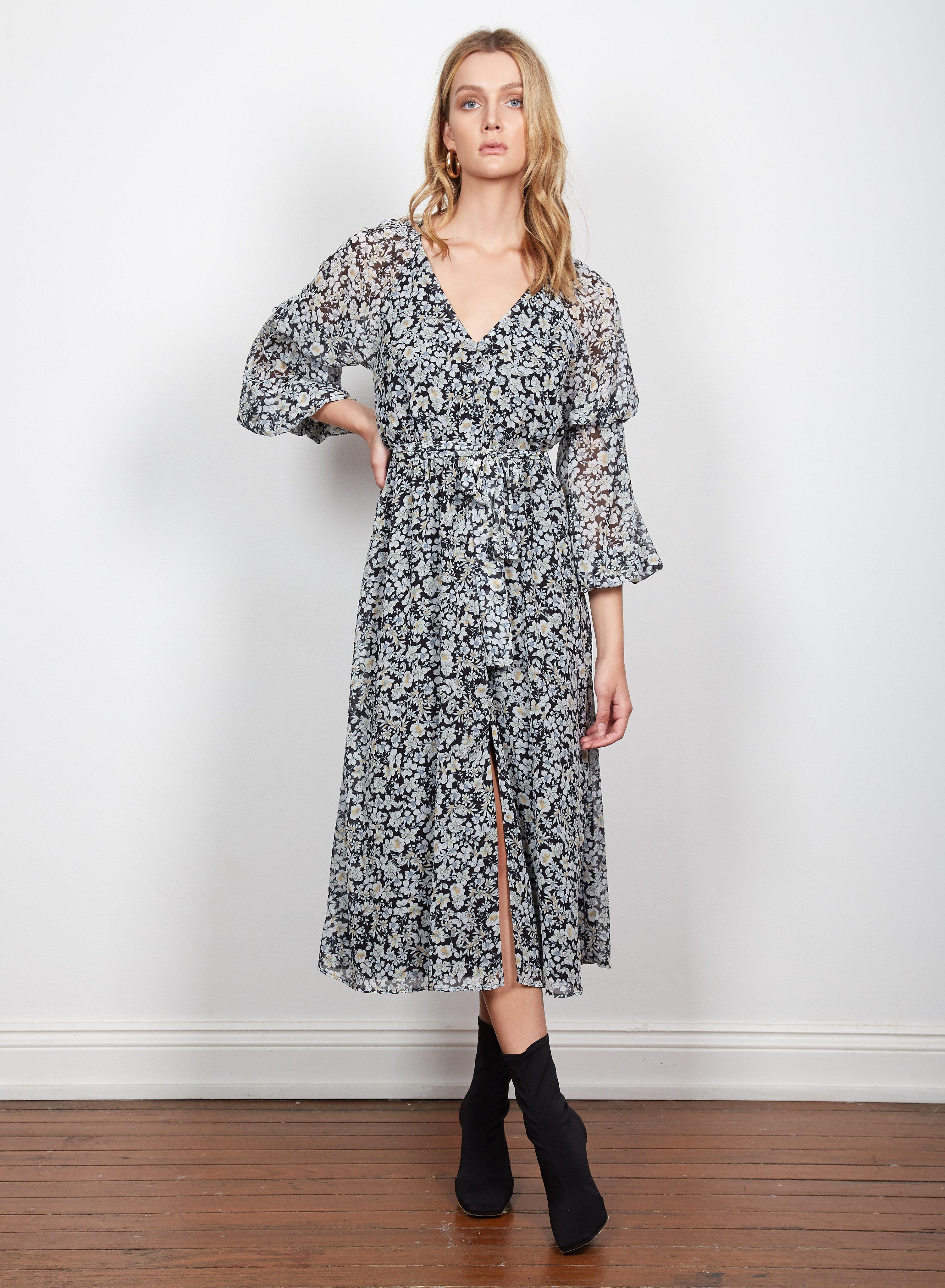Wish Transcend Midi Dress