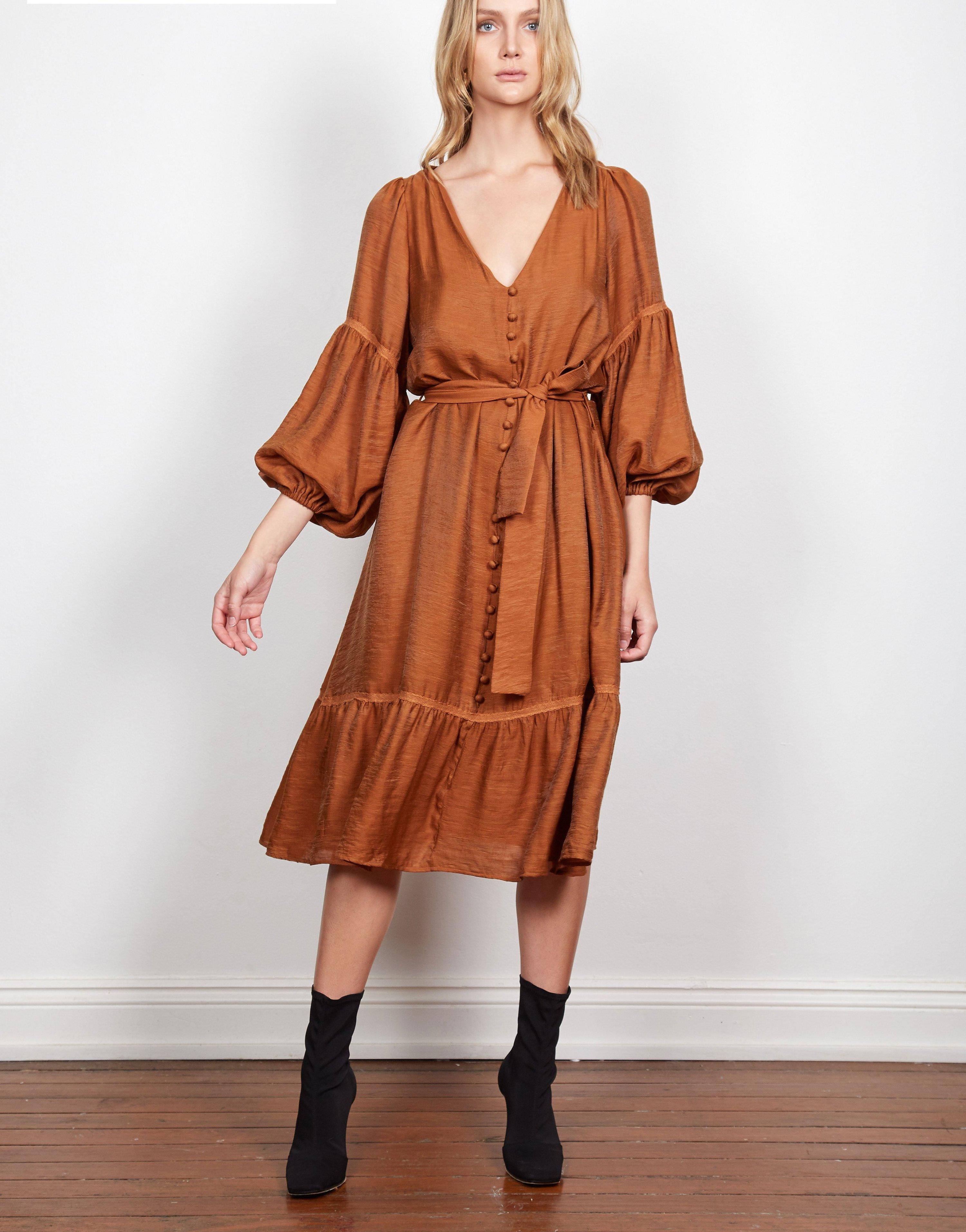 Wish Advocate Dress