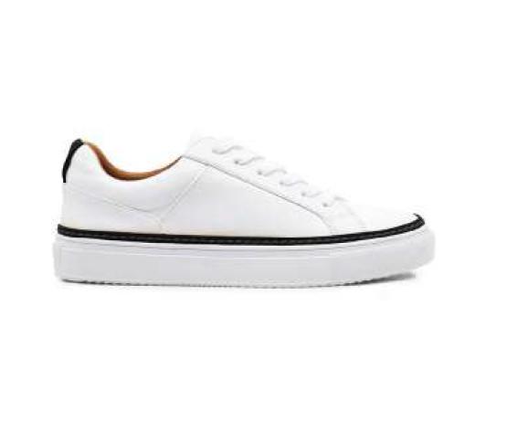Nude Footwear Melanie Sneaker White