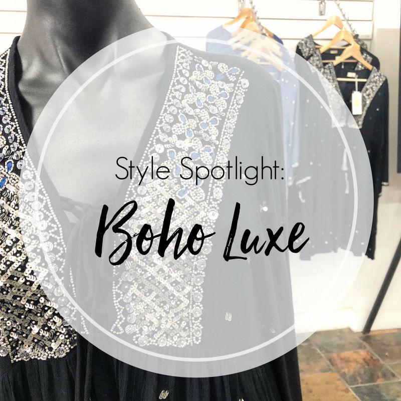 Style Spotlight: Boho Luxe