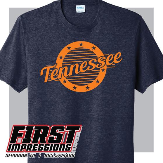 Retro Tennessee Stars