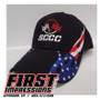 SCCC Flag Hat