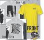 SCGC 2021 Black Print T-Shirts