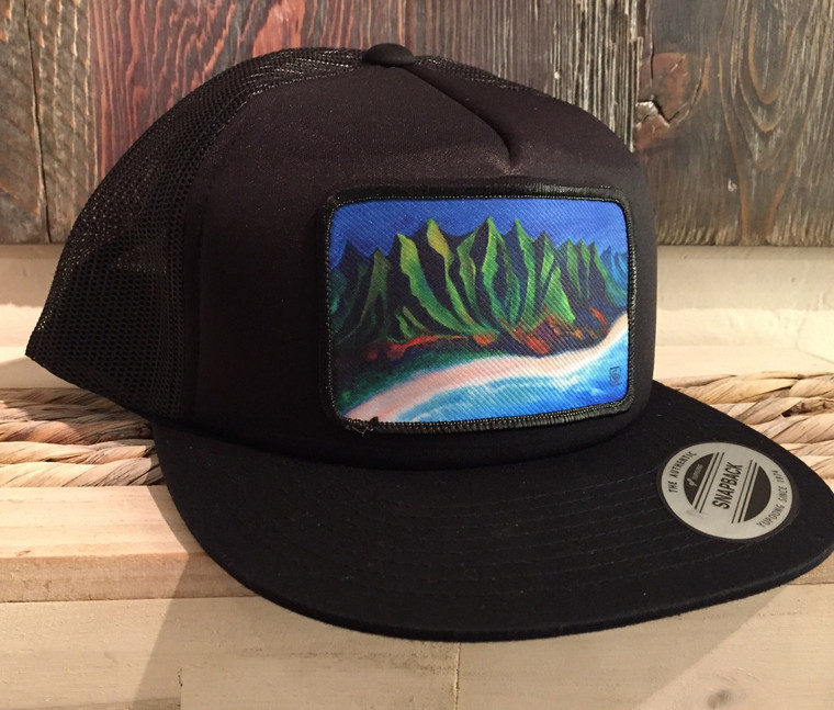 Napali coast Trucker Hat.