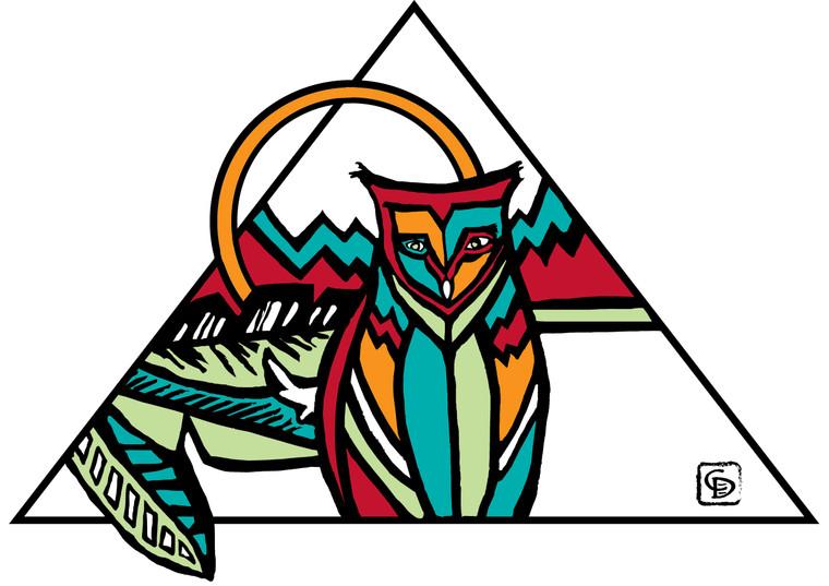 Owl Geo design