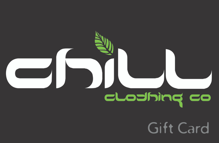 Chill Clothing Co Gift Card