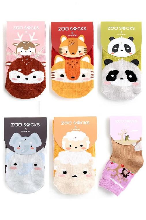 Zoo Socks Group 2