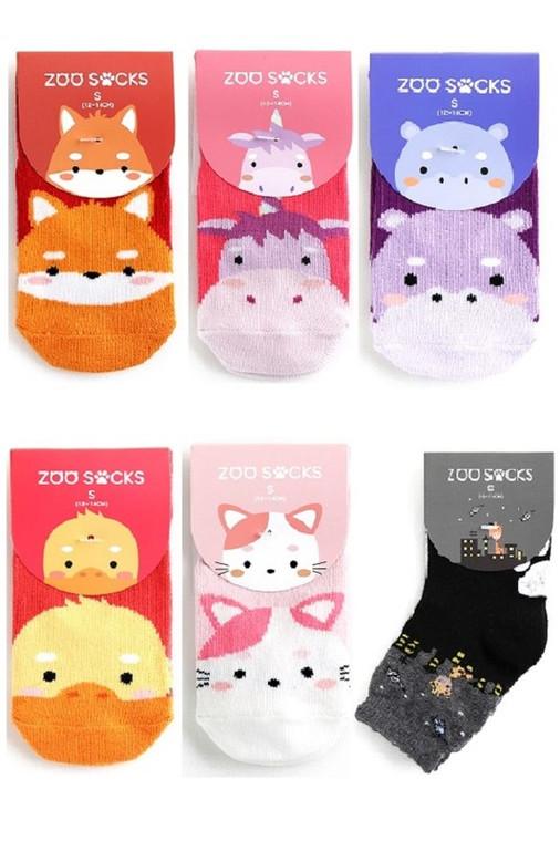 Zoo Socks Group 3