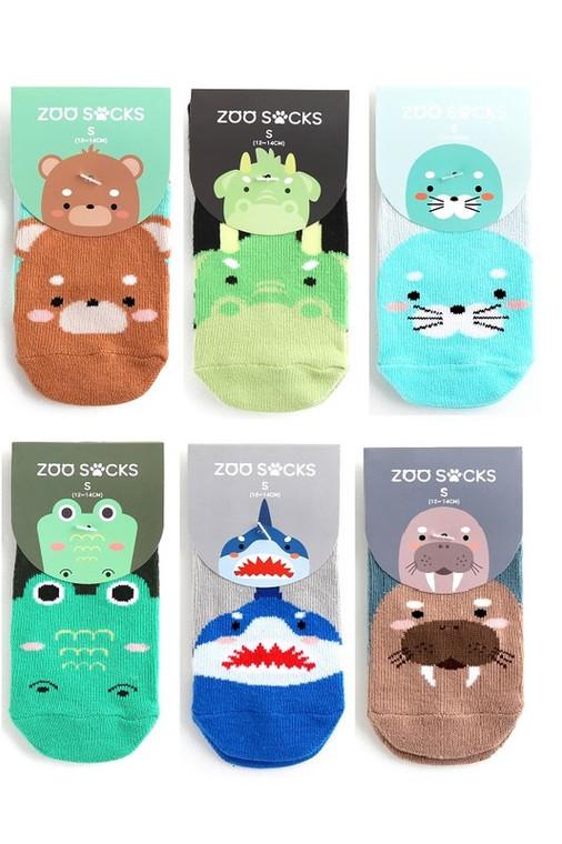 Zoo Socks Group 4