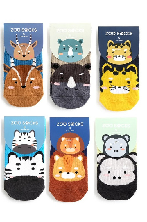 Zoo Socks Group 5