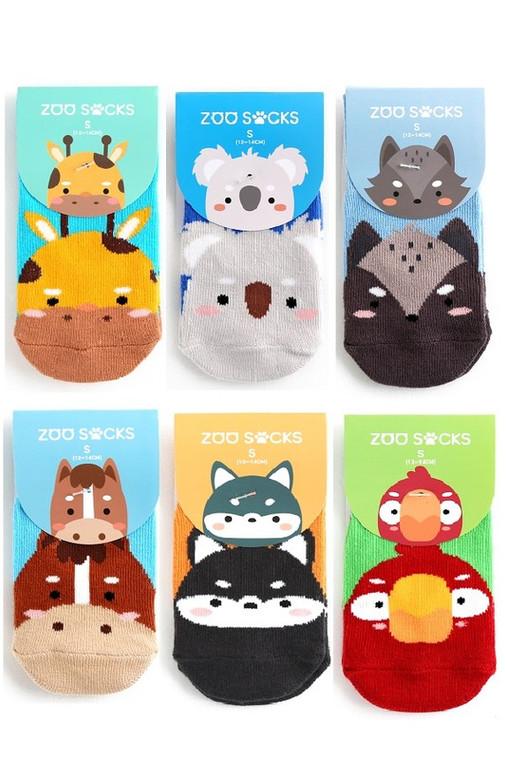 Zoo Socks Group 6