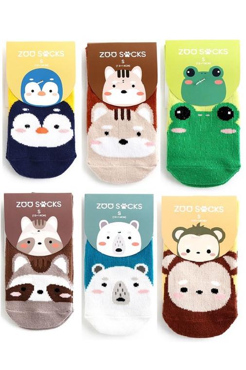 Zoo Socks Group 7