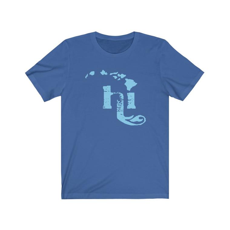 HI Islands T shirt