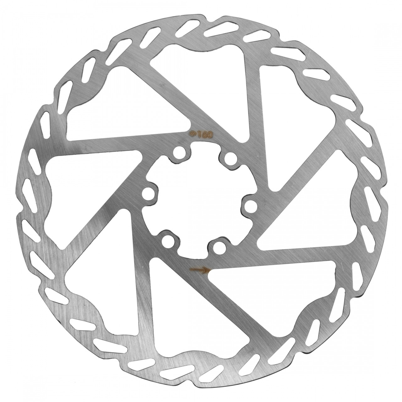 Clarks Brake Part Disc Rotor 6B Wavey 160 Sl