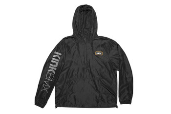 Kink Calibration Anorak Jacket Black Medium