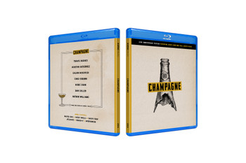 Champagne Collections Blu-Ray Gold