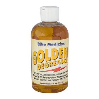 BIKE MEDICINE CLEANER BIKE MED GOLD DEGREASER 8oz