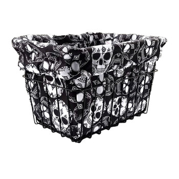 CRUISER CANDY BASKET LINER C-CANDY STD SUGAR SKULLS